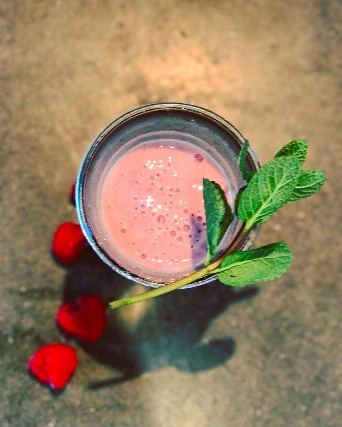proteinshake-erdbeere
