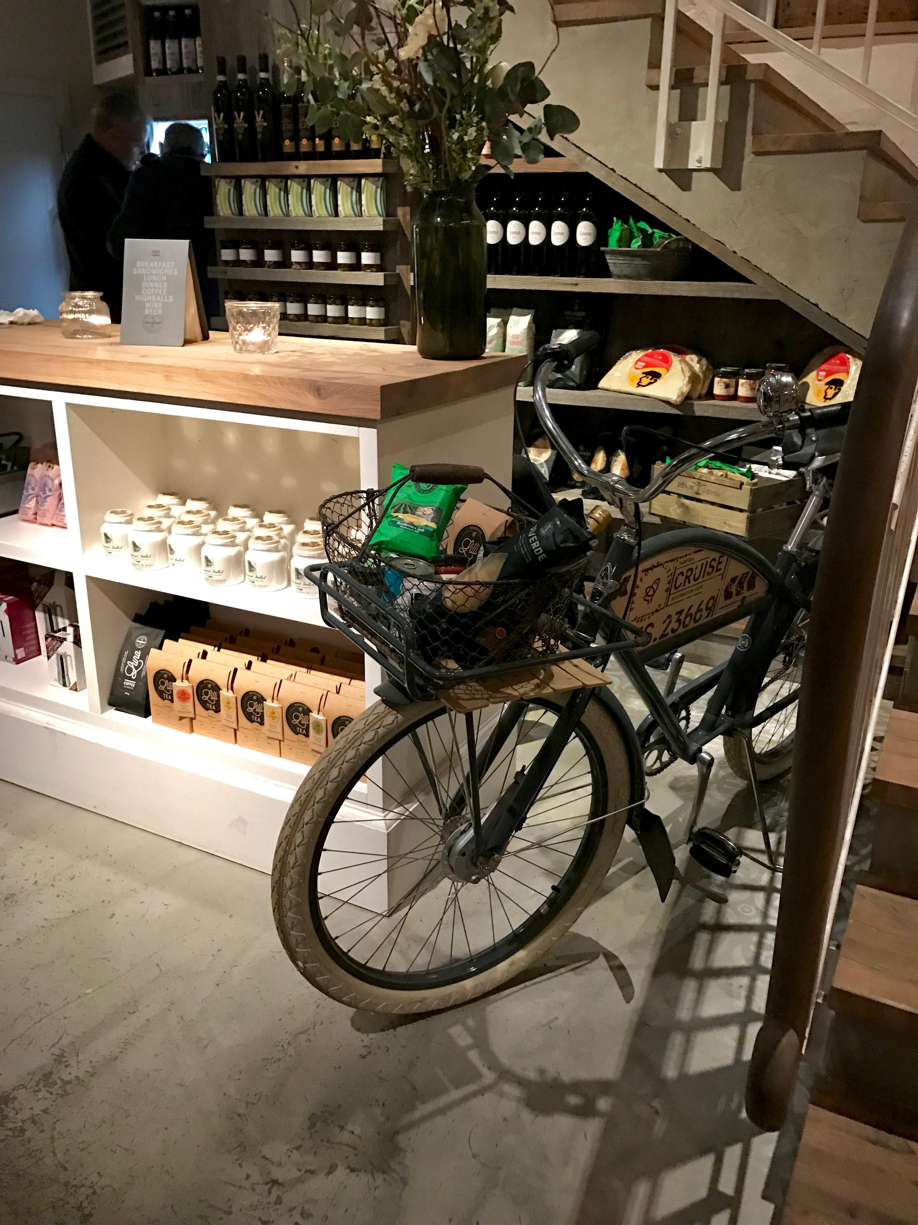 Barefood: Food-Shop