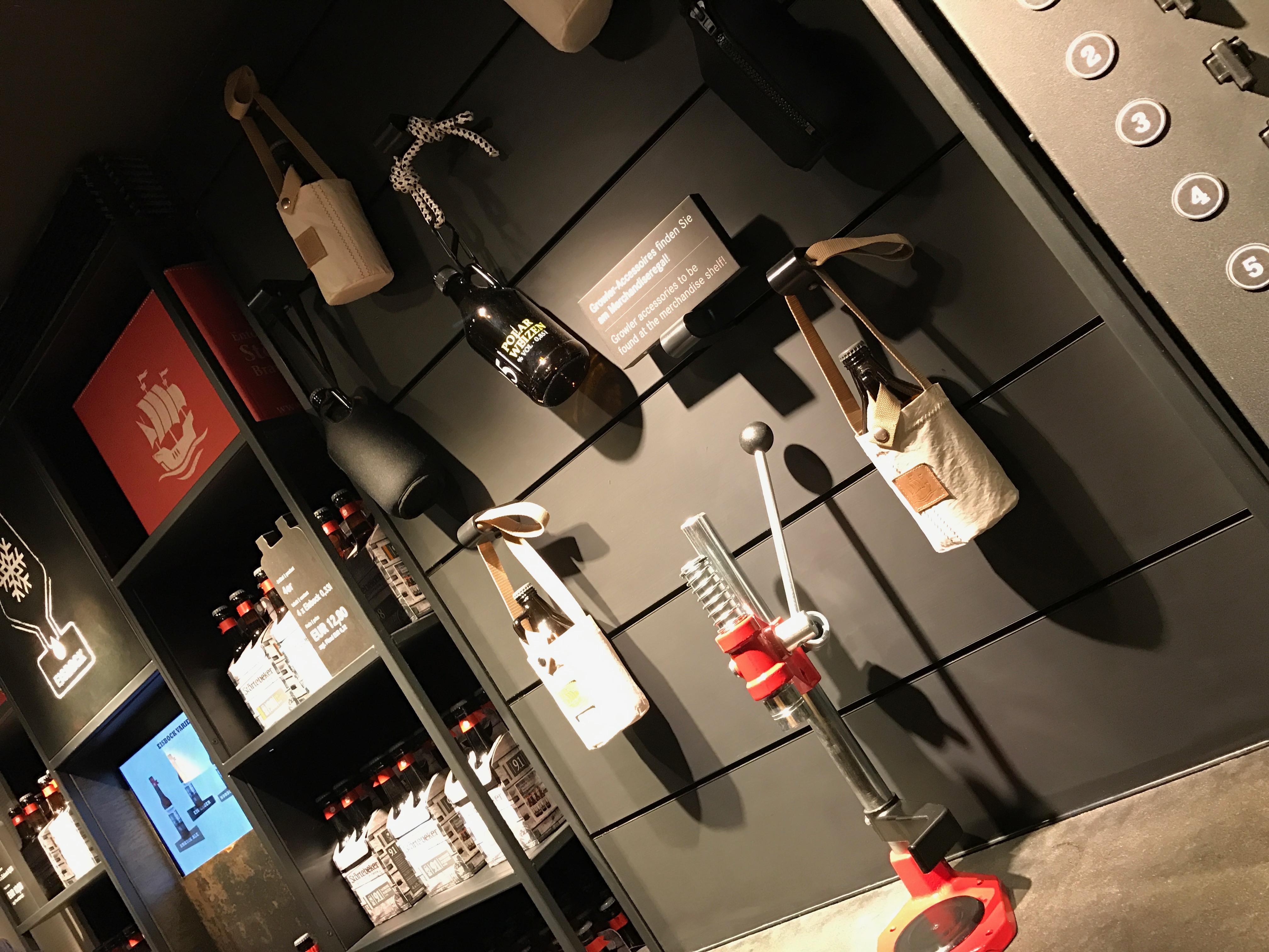 Störtebeker-Gastronomie: Taste & Shop