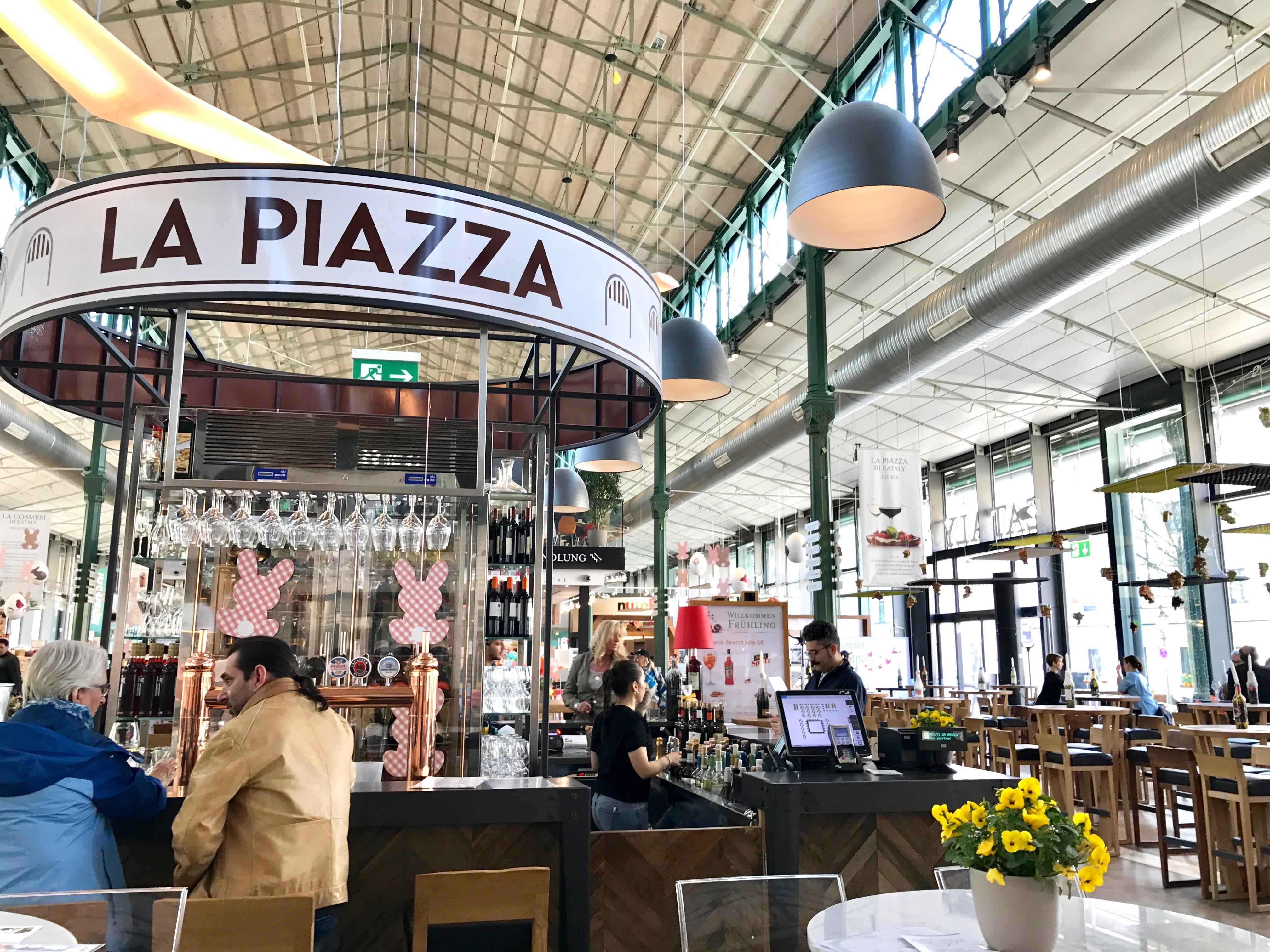 Eataly La Piazza