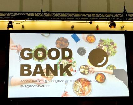 Good Bank Finalist des Gastro Startups 2017
