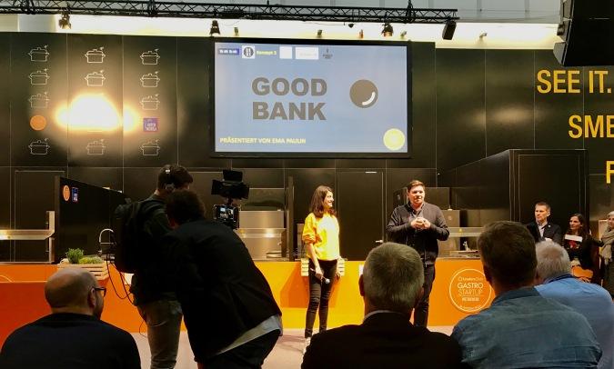 Gastro Startup 2017 : Good Bank -Vorstellung