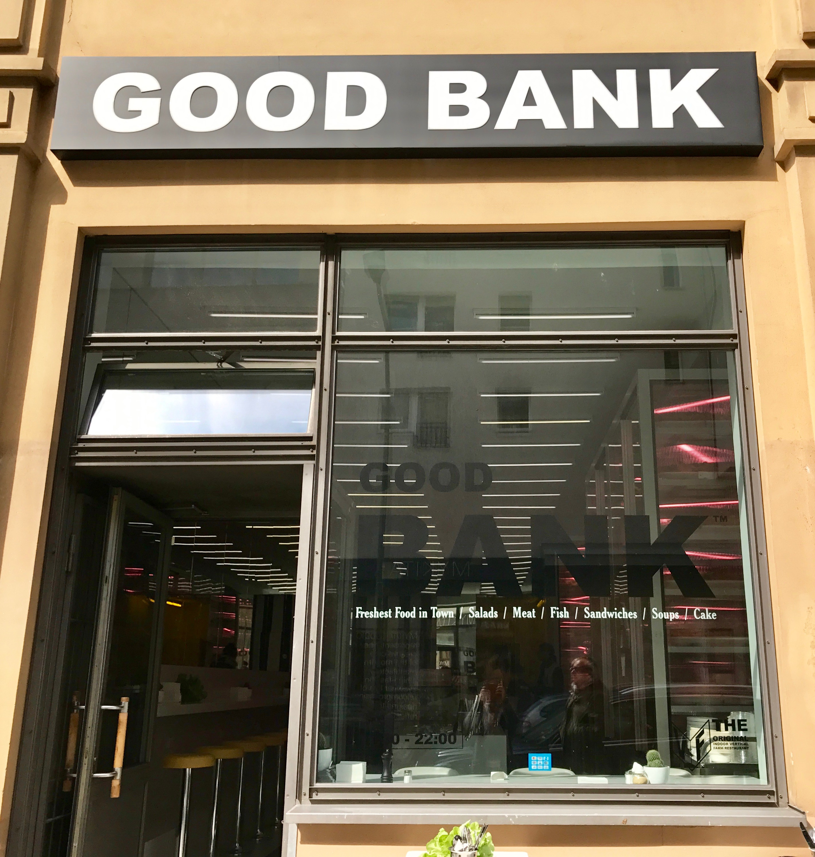Good Bank Außenansicht