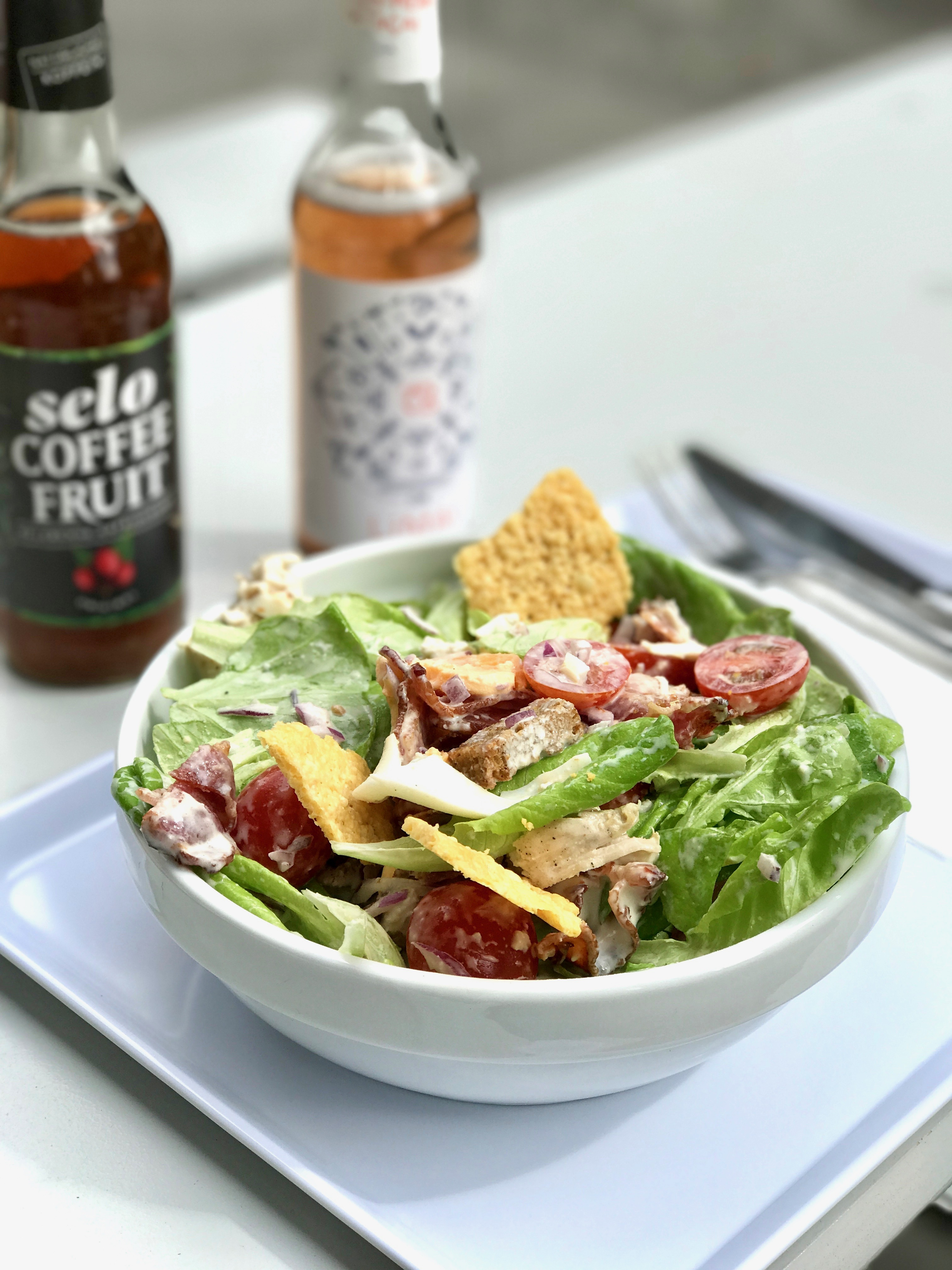 Good Bank Local Caesar Salad
