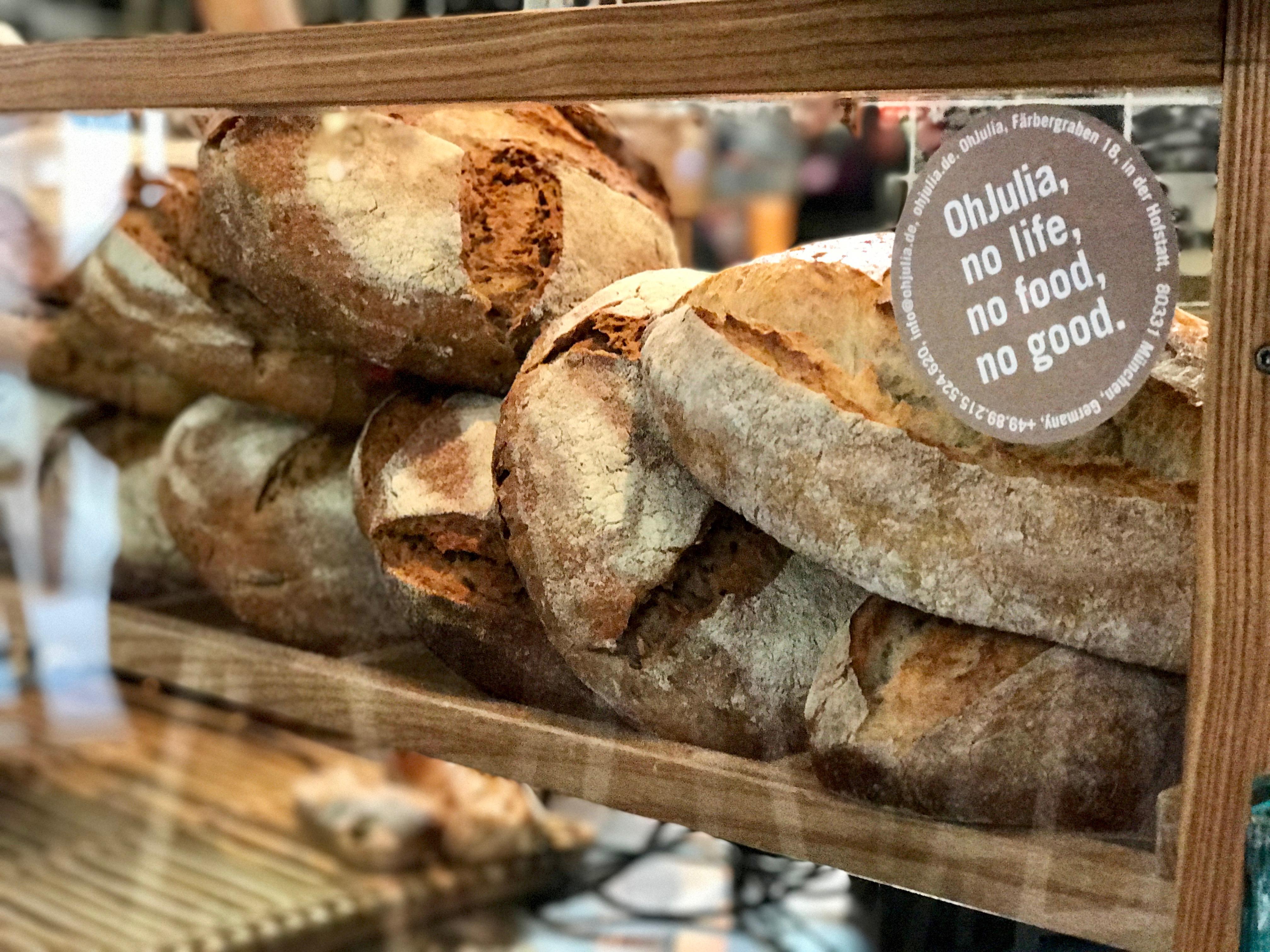 OhJulia! Brot