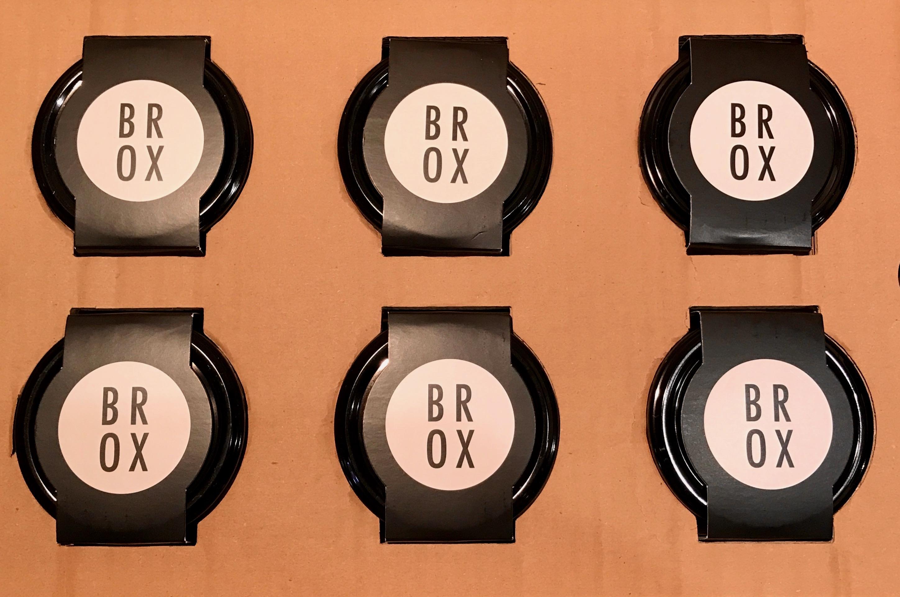 Brox-Knochenbrühe verpackt